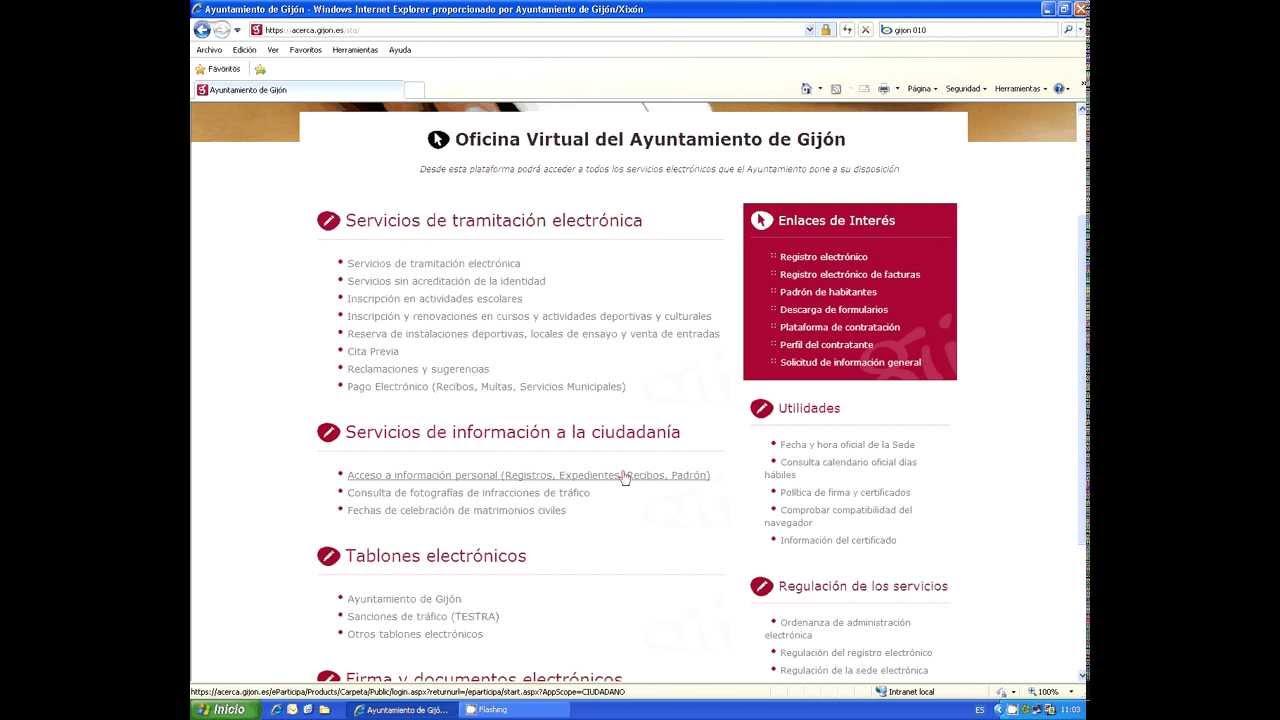oficina virtual conseguir la clave de operaciones youtube