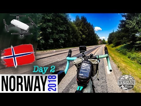 EUROPE VLOG Scandinavia Day 2 SWEDEN DJI drone footage