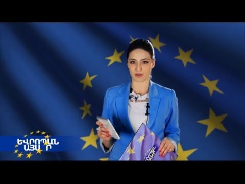 """Europe Today"" programme # 3 (with English subtitles)"