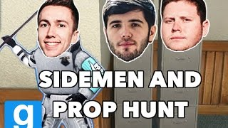 Sidemen and... Prop Hunt