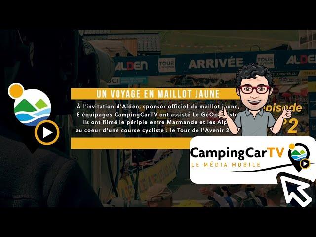 JT en camping-car N°140 -