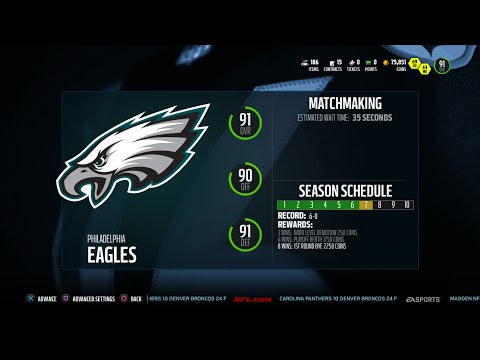 Madden 16 Ultimate Team - I Made A Mistake! - H2H Season 1 Games 4&5