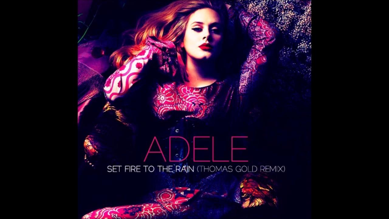 Set Fire To The Rain (Thomas Gold Remix) / Радио