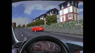 3D driving school Gameplay.