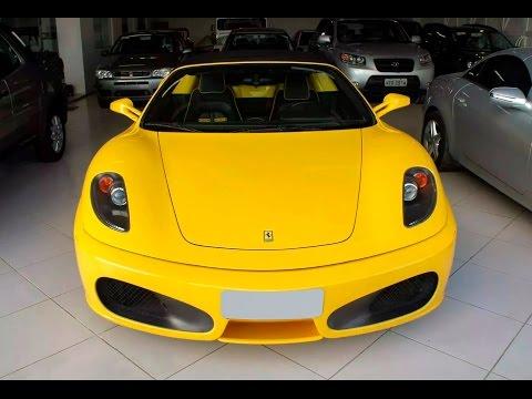 Ferrari F430 Spider em detalhes | Machines Brazil