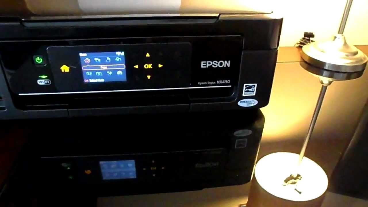 Epson Stylus NX430 Printer Driver PC