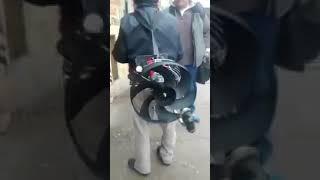 Bike motor bike