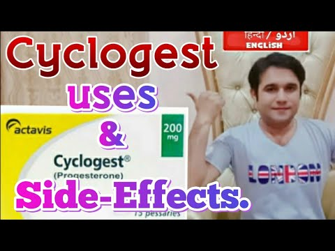 Cyclogest how to use | Cyclogest during pregnancy | Cyclogest 200mg | 400mg uses in urdu/hindi from YouTube · Duration:  6 minutes 22 seconds