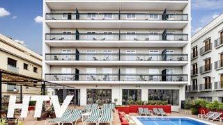 Aqua Hotel Bertran Park en Lloret de Mar