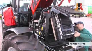 Ciągniki Pronar P6 7150 P9 8140