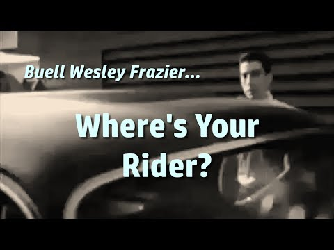 SD20 Frazier Where is Your Rider