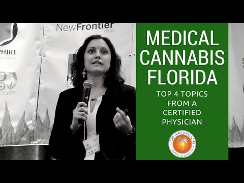 Medical Benefits of Cannabis (Medical Marijuana) and How it Affects Healthcare in Florida