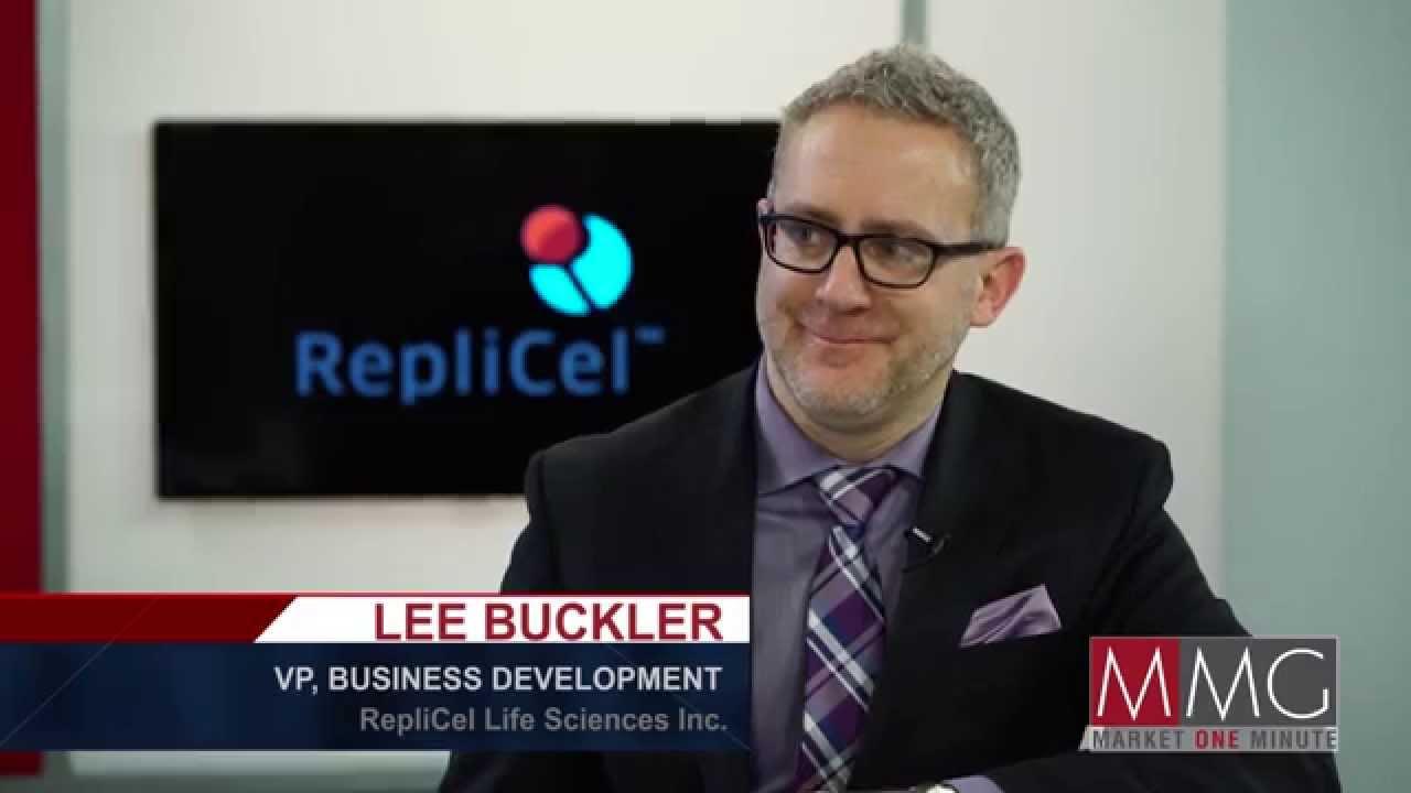 Lee Buckler of RepliCel Life Sciences Inc  Interviewed by Deborra Hope