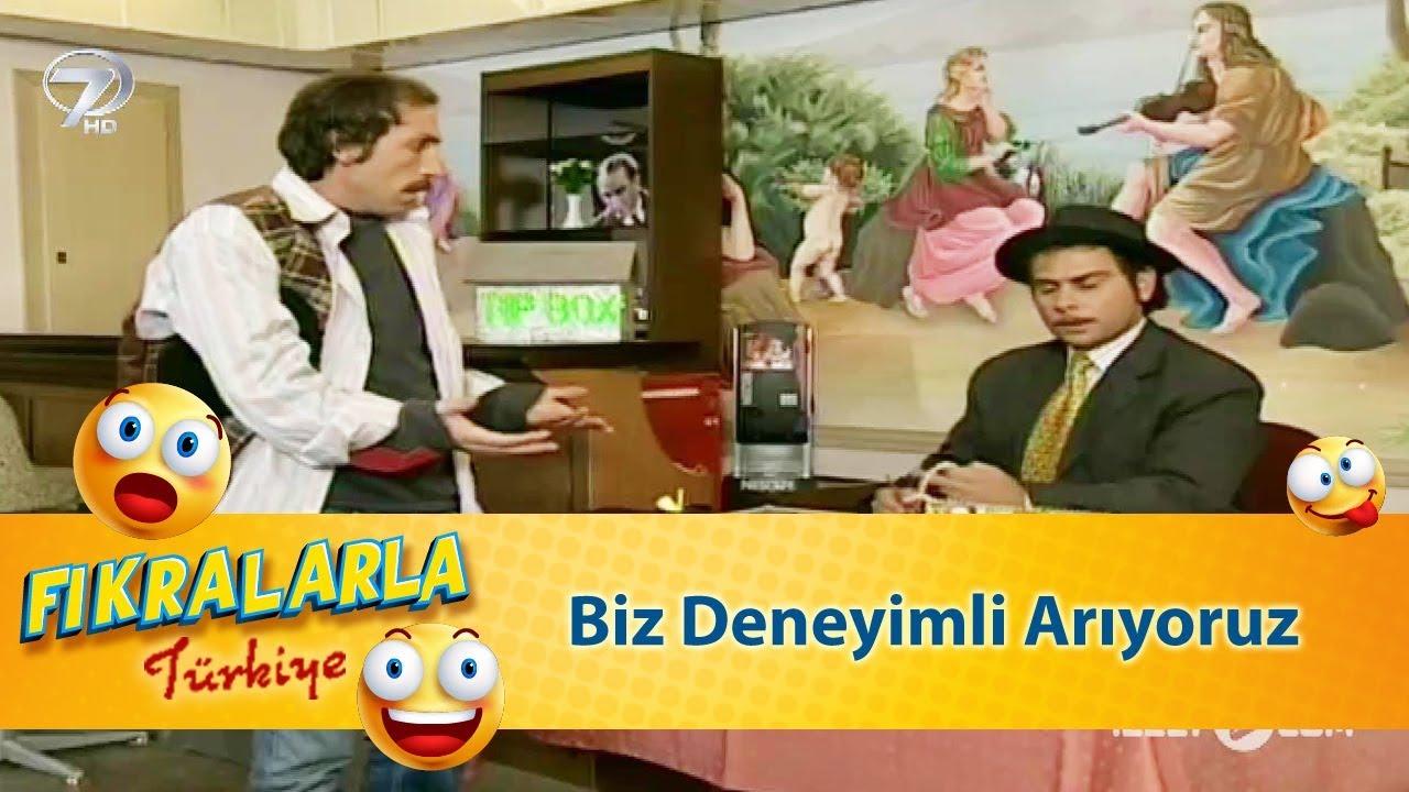 Garson İlanı - Türk Fıkraları 446