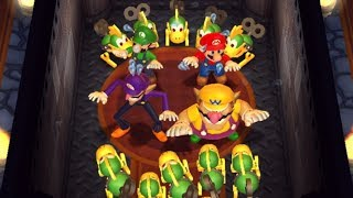 Mario Party 9 - All Survival Minigames