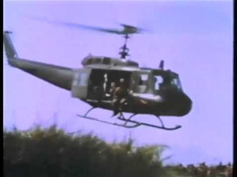 Still in Saigon Music Video Vietnam War Assault Helicopter 1st Cav RFTW
