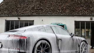 2017 PORSCHE 911 Carrera GYEON Ceramic Car Detailing keramicka zastita Novi Sad PROcleaNS