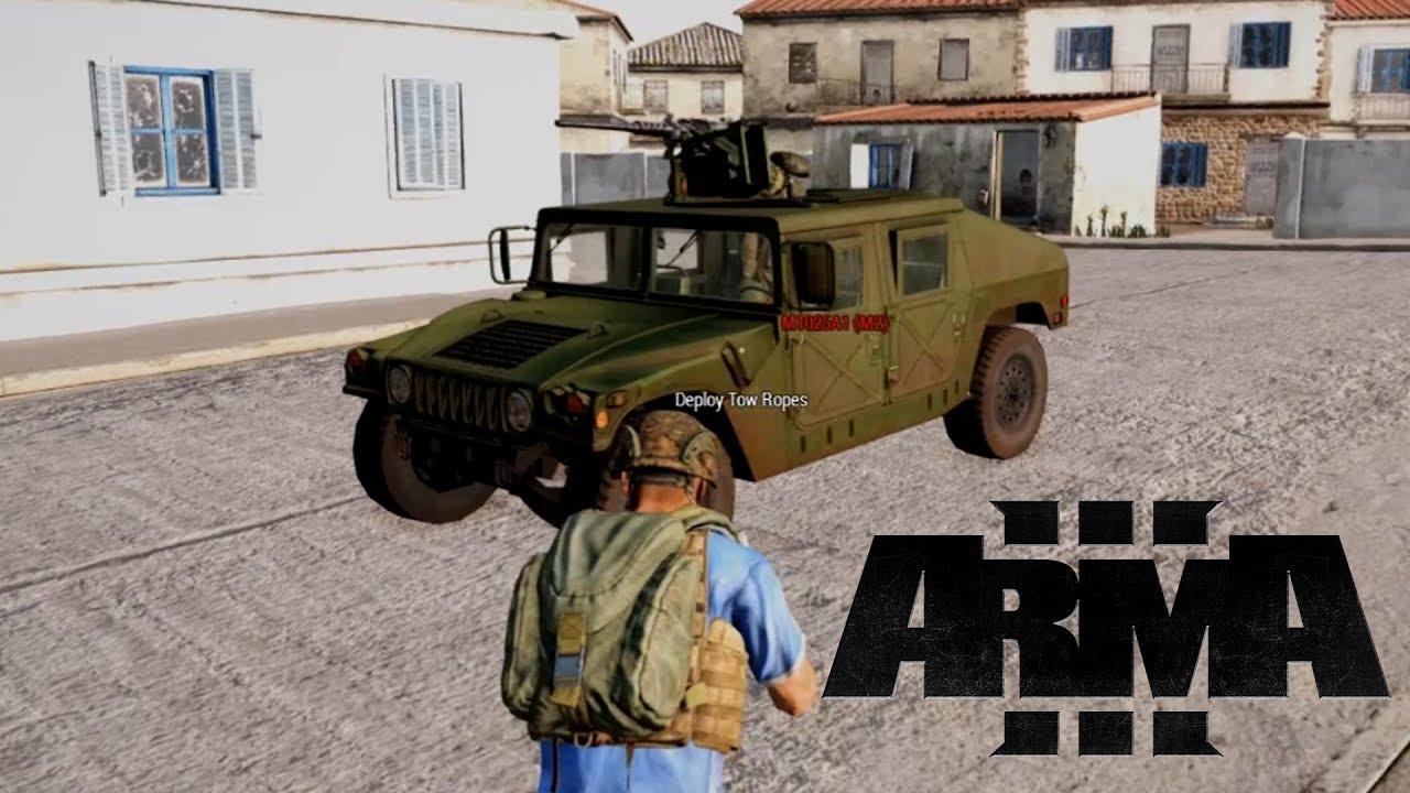 They Got Us ALL!- Arma 3 - Antistasi