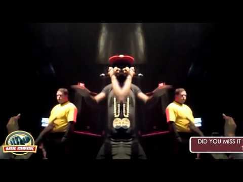Young jeezy Let Me Talk To Em. Rap concert in Edmonton part 2