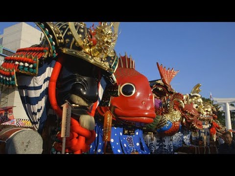 Photo of Journeys in Japan 〜Karatsu: Festival floats, deep community spirit〜 – video