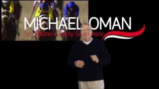 Michael Oman for Solano County Supervisor - We Like Mike