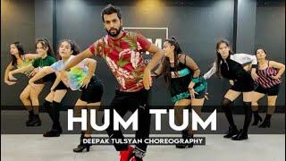 Hum Tum Practice Video | Deepak Tulsyan Choreography #josh