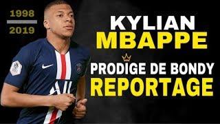 VIDEO: Reportage Kylian Mbappé : l'Histoire du prodige de Bondy || Documentaire foot de Bondy au PSG