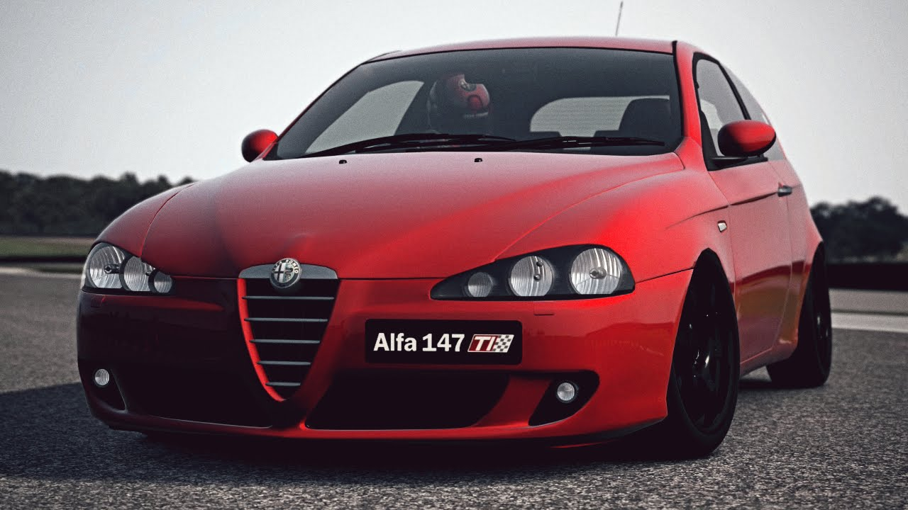 gt6 alfa romeo 147 ti 2 0 twin spark 39 06 exhaust comparison youtube. Black Bedroom Furniture Sets. Home Design Ideas