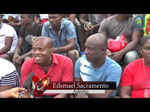 ANDIM TV: São Tomé e Príncipe perde diante dos Camarões