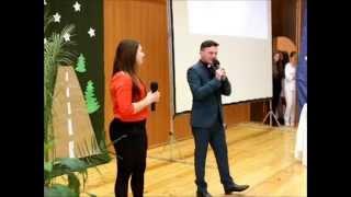Ksiądz śpiewa An Angel 2014 (The Kelly Family cover) Anna Kita & ks. Maciej Michałek