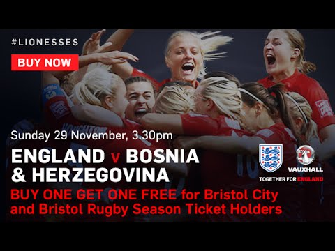 England Women Visit Bristol Ahead Of Ashton Gate Game