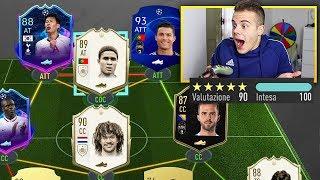 😱 190 FUT DRAFT CHALLENGE!!! - RECORD ITALIANO del DRAFT? | FIFA 20 ITA