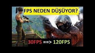 fps sorunu!!düşük GPU kullanımı çözüldü! düşük FPS çözüldü_ fps drop! pubg fps düştü çözümü