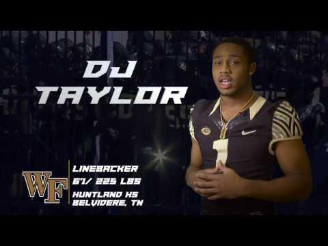 2017 NSD Highlights: D.J. Taylor