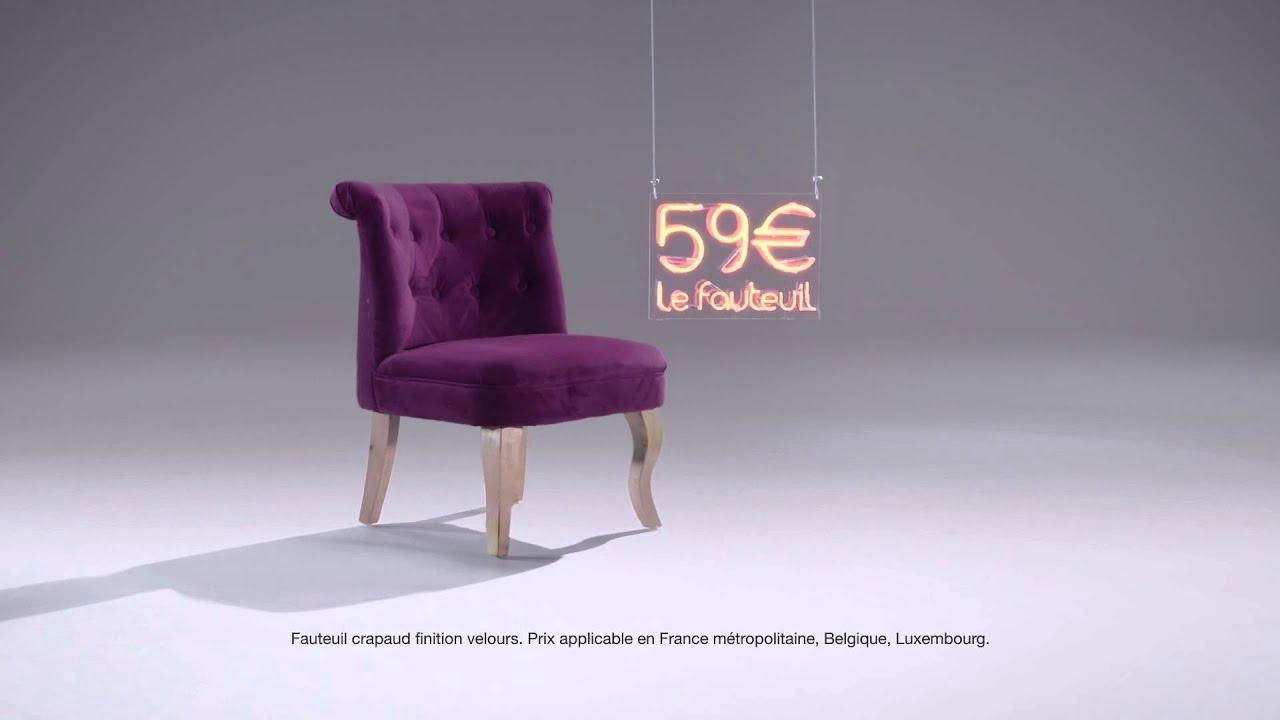 La foir 39 fouille le fauteuil crapaud youtube - Petit fauteuil crapaud pas cher ...
