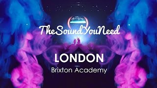 London Brixton x TheSoundYouNeed 2015 - Aftermovie
