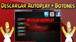Como Descargar E Instalar Autoplay Media Studio 8 Full Español + 700 Botones 2014