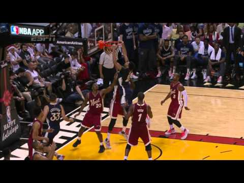 Top 10 NBA Plays: 2015 Christmas Day