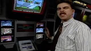 Jake's 90's Nintendo Interactive Displays Video