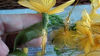 Оригинальные искусственные цветы своими руками(, 2014-07-29T08:34:04.000Z)