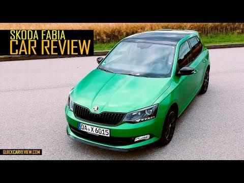 Car Review: 2017 Skoda Fabia Monte Carlo Test Drive