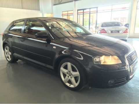 2008 Audi A3 3 Door 2 0t Ambition Auto For Sale On Auto Trader South