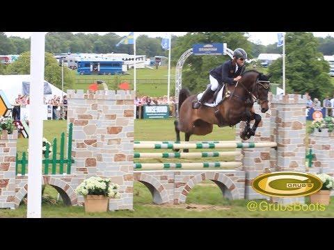 Elite Eventing | Bramham CCI*** Show Jumping 2014