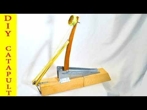 Extremely Powerful Catapult in 1 Hour