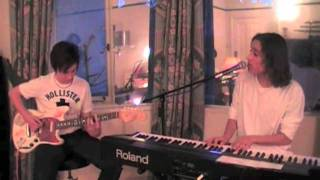 Plan B - Love goes down - cover - Adam Davis + Jordan Webb (on guitar)