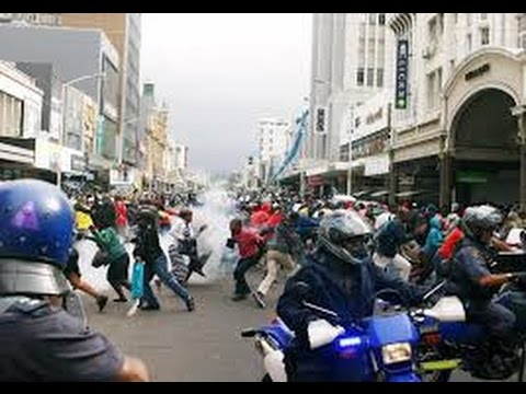 XENOPHOBIA ATTACK AGAIN IN SOUTH AFRICA