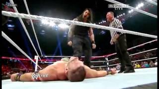 Download Video WWE Battleground 2014 johncena Vs Roman reigns Vs Kane Vs Randy Orton MP3 3GP MP4