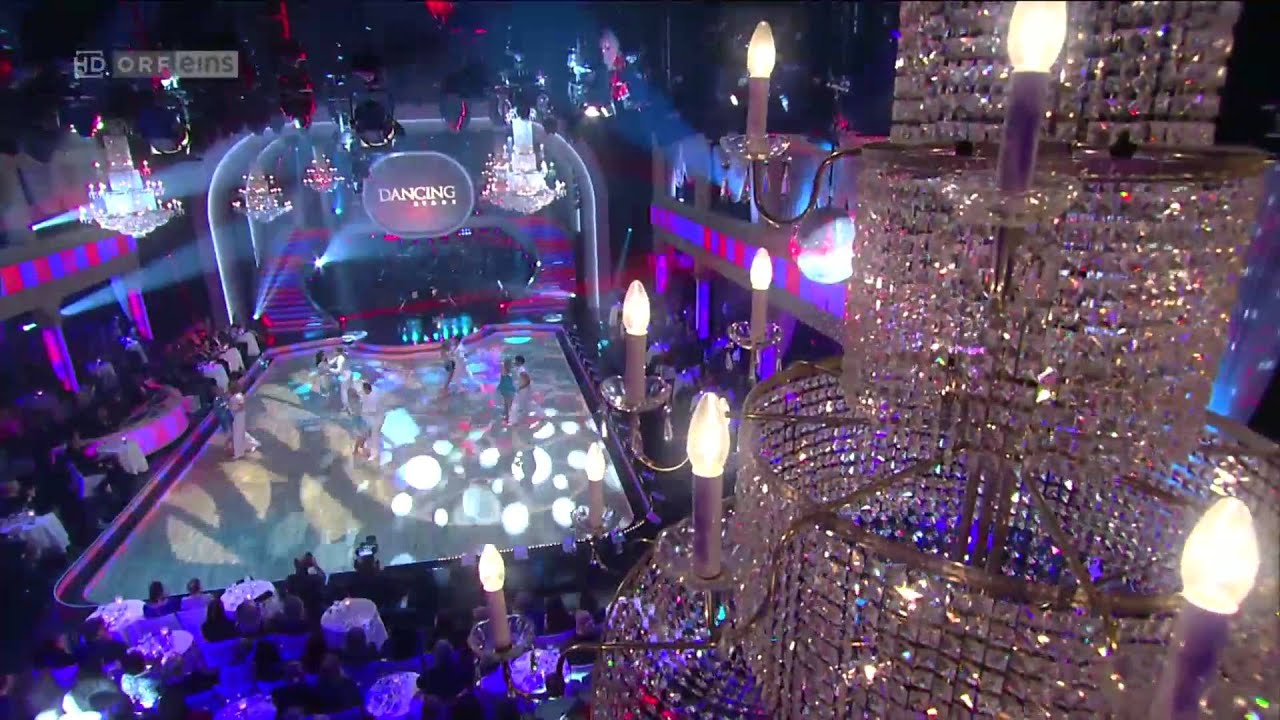 Dancing Stars 2014 - Gruppe Promi-Damen - Disco Fox