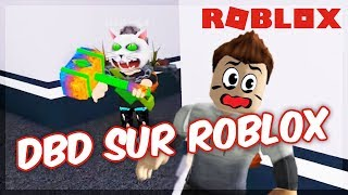 DEAD BY DAYLIGHT SUR ROBLOX !? Roblox Flee the Facility