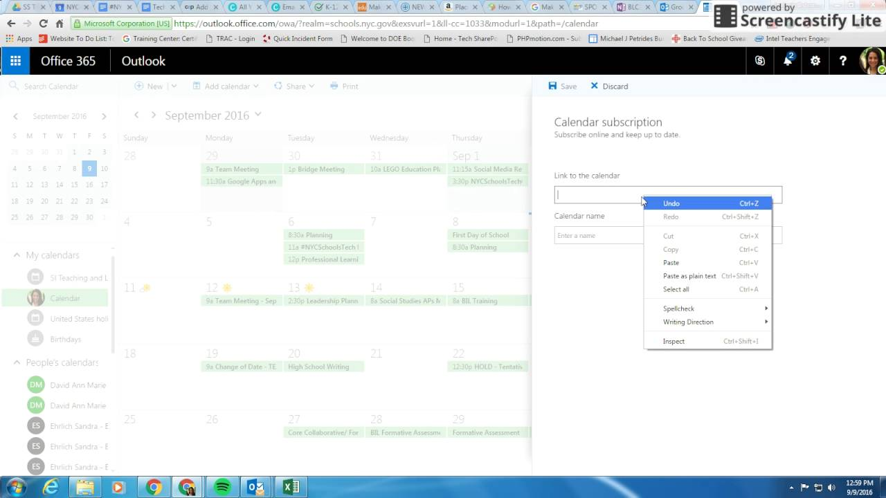 add google calendar to outlook